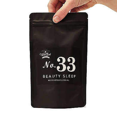 NEW Organic Beauty Sleep Loose Leaf Tea by West End Tea Co