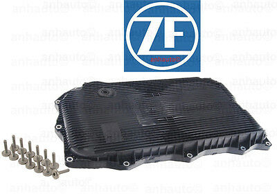 OEM ZF  Auto Trans Oil Pan and Filter Kit-BMW with GA8HP45Z Transmission