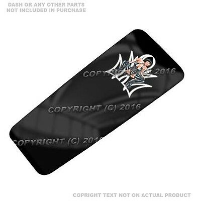 Tank Dash Console Insert Decal for 08-15 Electra /& Ultra Glide Pinstripe Pin Up