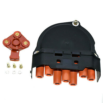 NEW Distributor Cap and Rotor For BMW E30  E31 E23 E34 12111725070 12111734110