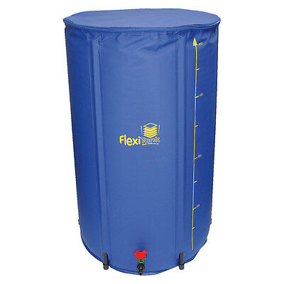 Flexi Tanks Fold Up Compact Water Butts Hydroponics All Sizes