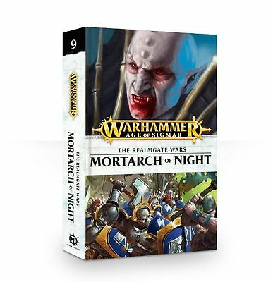 The Realmgate Wars Mortarch Of Night - Warhammer  Age Of Sigmar Games Workshop