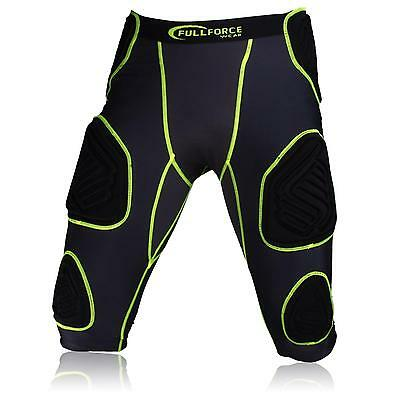 Full Force american football underpants SHOCC LITE with 7 pocket integrated pads