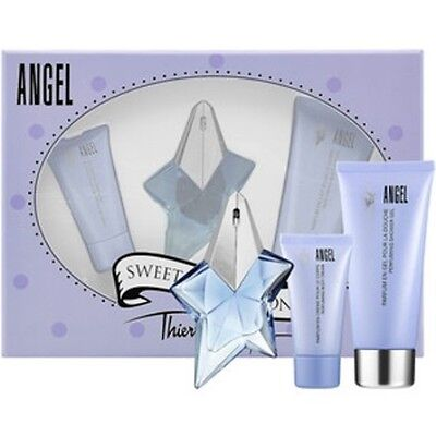 Angel Sweet Temptations Gift Set By Thierry Mugler