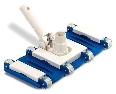 Swimming Pool Spa Dirt Suction Inground Cleaning Tool Cleaner Vacuum Head Home