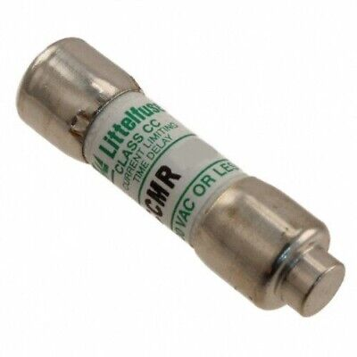 Littelfuse CCMR-4 CCMR004, 4 Amp 600V Midget, Time Delay, Current Limiting Class
