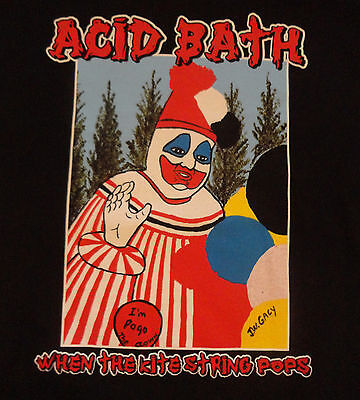 ACID BATH - When The Kite String Pops - Long Sleeve Shirt