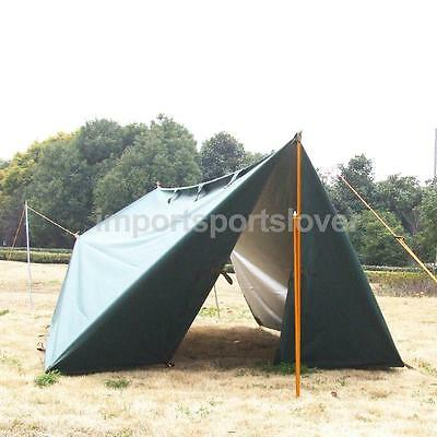 Waterproof Outdoor Camping Awning Trail Tent Hiking Shelter
