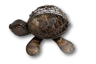 Turtle Metal Art Mosquito Mozzie Coil Holder Burner Various Colours Available