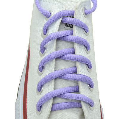 "Oval Sneakers Shoelaces /""Light Pink/"" 45/"" Athletic Shoelaces 1,2,4,6.12 Pairs"