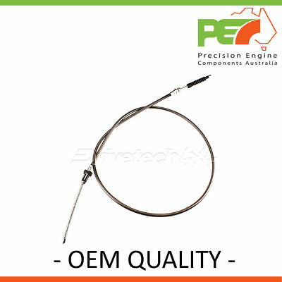 New * OEM QUALITY * RH Rear Brake Cable For Holden Rodeo GEN2. TF# 3.2L 6VD1 24v