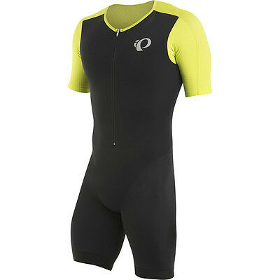 Pearl Izumi Men's ELITE Pursuit Tri Speed Suit Triathlon Octane Trisuit 13111606