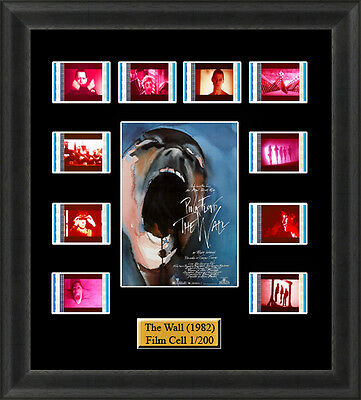 Pink Floyd The Wall (1982) Film Cell Memorabilia FilmCells Movie Cell