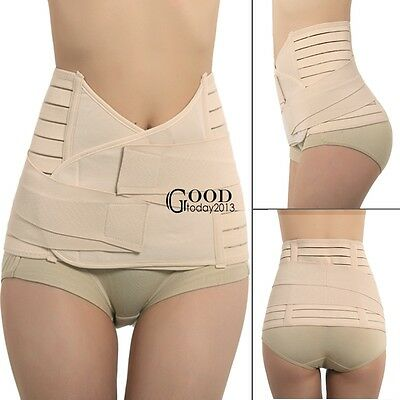 Postpartum Belly Recovery Belt Maternity Tummy Wrap Post Pregnancy Corset   TXGT