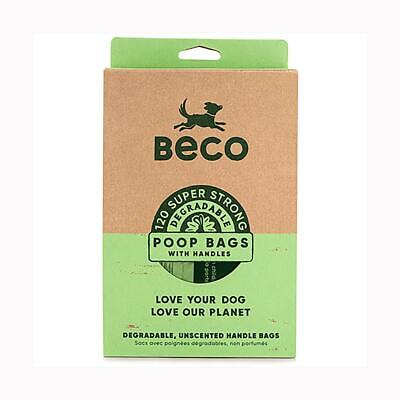 Beco Bags With Handles X 120, Premium Service, Fast Dispatch