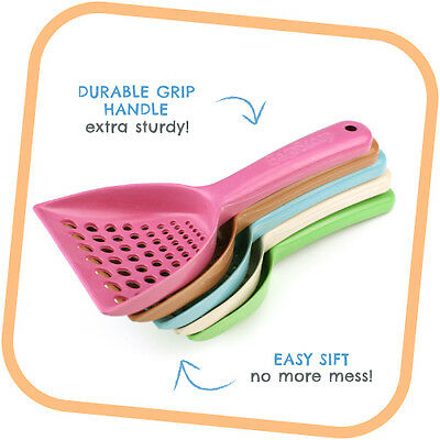 Beco Pets, Beco Litter Scoop, Green, Premium Service, Fast Dispatch