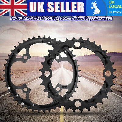 32T/44T Bike MTB Bicycle Chain Ring Chainring For SHIMANO & 9-speed Crankset