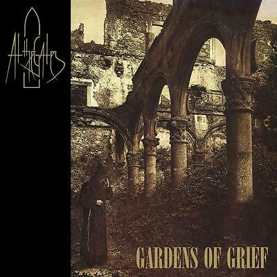 """At The Gates """"Gardens Of Grief"""" Picture Disk - NEW"""