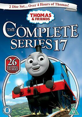 Thomas & Friends - Complete Series 17 (DVD)