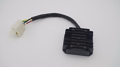 GY6 QMB139 Voltage Regulator Rectifier 5pin 50cc-150cc Scooter Moped ATV OEM