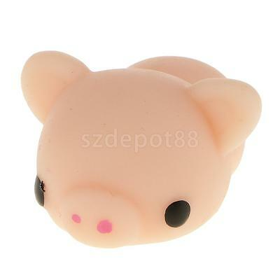 Funny Vent Pig Toy Squeeze Toys Anti-stress Helper Stress Pressure Reliver