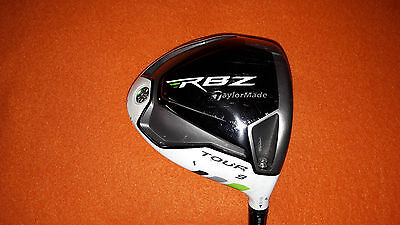 Taylor Made RocketBallz RBZ TOUR - Driver, 9° Loft, Regular - Flex