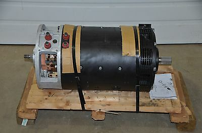 Hyster 2036964 DC Traction Motor for E70XL through E120XL C098 Electric Forklift