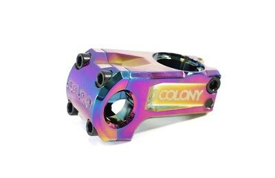 Colony Official BMX Stem Front Load RAINBOW 248gms