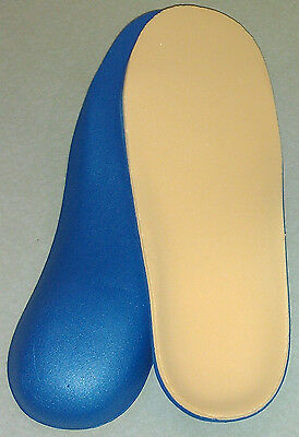 DIABETIC INSOLES Pre-Fabricated Heat Moldable EVA Medicare Inserts Arch Supports