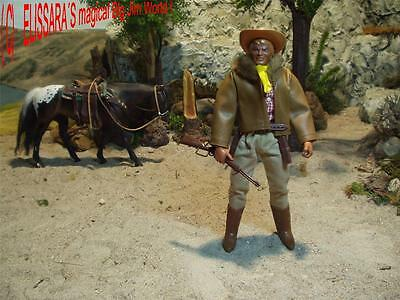 Big Jim - Karl May - Custom - Old Shatterhand als Cowboy ! Western