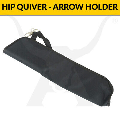 Apex Hunting Training Hip Quiver for Archery Target Practice - Right & Left Hand