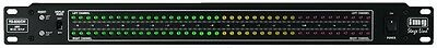 Img Stage Line Vu-800/sw Display Audio Db Vu Meter Led Dj Karaoke Su Rack 19