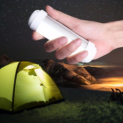Multi-Functional LED Camping Lamp  Mobile Power For Fishing Hiking Travelling FO