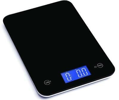 Electronic Gold Weighing Glass top Kitchen Scales Pans Digital 5000g x 1g