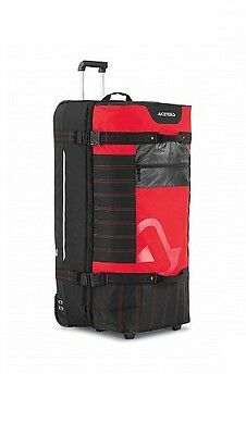 Borsa Cross Acerbis X-Moto Bag Rosso/nero Black/red
