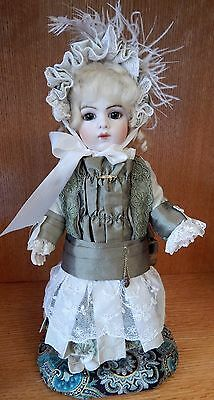 Antique Reproduction Bru Jne 4 Chloe Porcelain Doll