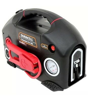 Duracell DR300PWR Power Pack Pro 300 Jumpstarter
