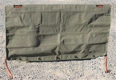 Military Jeep MB/GPW Canvas Windshield Cover 1 Day Handling!