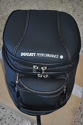 Ducati Hypermotard Soft Tank Bag