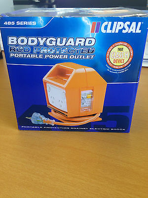 Clipsal Bodyguard RCD Protected Portable Power Outlet