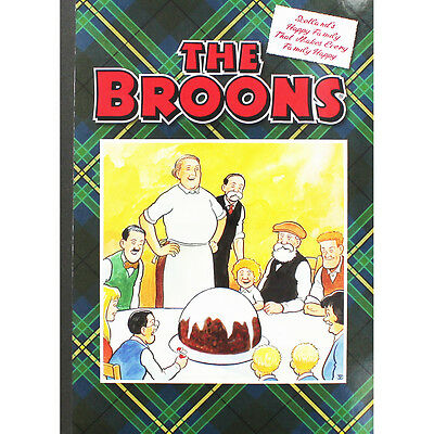 The Broons - 2017 Annual (Paperback), National and Regional Books, Brand New