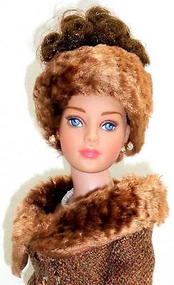 """Brunch at the Ritz Tiny Kitty Tonner 10"""" Doll Brunette 2004 Convention Exclusive"""