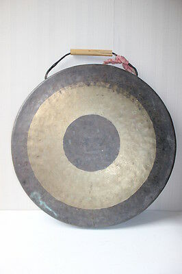 Big Antique Chinese Double Colours Musical Instruments