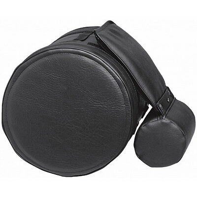 Held Lazy Rider Black Motorcycle Motorbike Synthetic Leather Roll Bag | 23 L