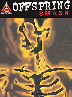 The Offspring: Smash - Guitar Recorded Versions, Sheet Music