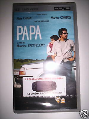 Umd Video Psp Sony Papa Chabat // Sous Blister