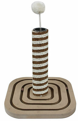 Interactive Cat Puzzle Toy & Scratcher  'lacroix'  Cto 01