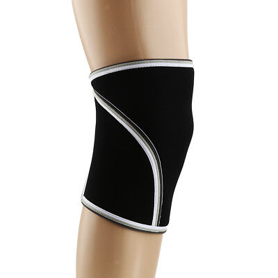 Neoprene Knee Brace Wrap Gym Weight Lifting Strap Guard Powerlifting Sleeve
