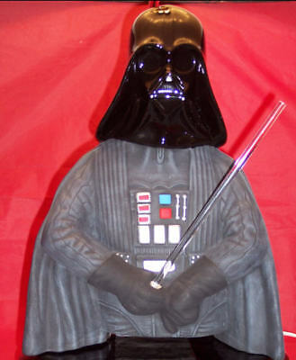 Ceramic Bisque Ready to Paint Darth Vader