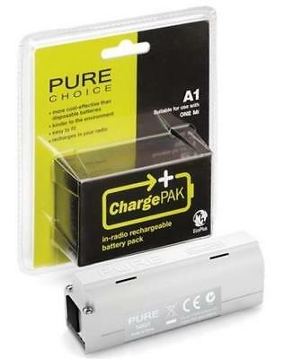 Pure Chargepak A1 - Rechargeable Battery Pack - Brand New